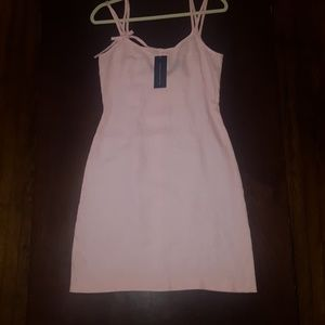 French Connection Brand New Pink Dress